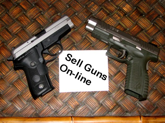 How to Sell Firearms On-Line