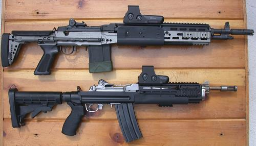 I Need Help Finding A Mini 14 Chassis Ar15com