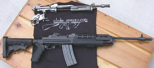 Sage EBR stock for the Mini-14 - Shooting Sports Forum