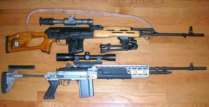 The romanian PSL designated marksman rifle - Shooting Sports