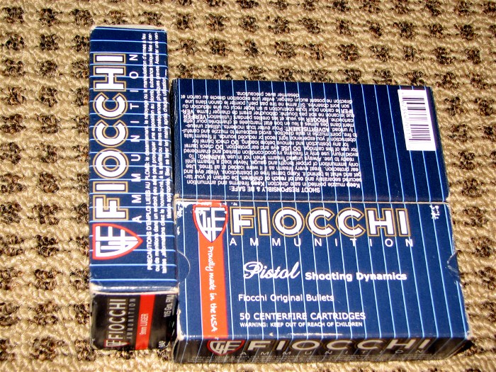 Review: Fiocchi Ammunition