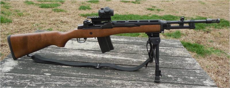 Scope mounts (Redfield) on the top eject Mini-gb-wood.jpg