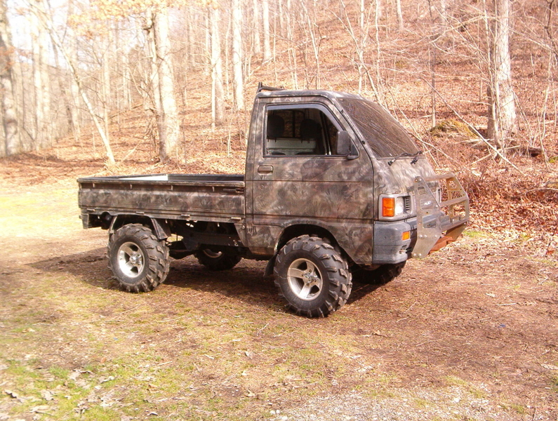Old 4x4 Trucks For Sale >> Japanese Mini Truck Tires - Shooting Sports Forum