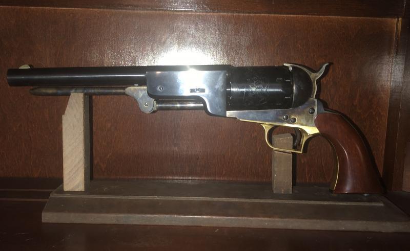 Pistol Stand for Walker Colt-img_1230.jpg