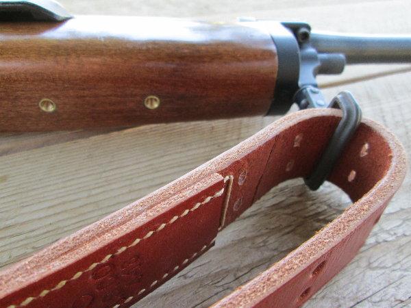 Wood stock surgery: QD attaching a Harris bipod to a Ranch rifle-photo1.jpg