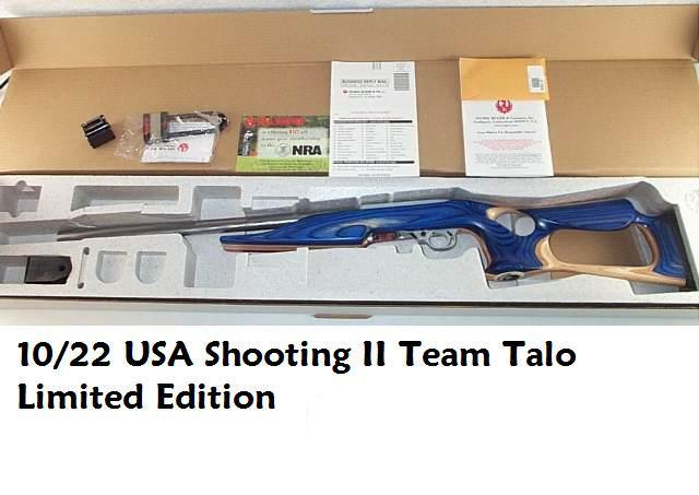 Ruger 10/22 USA Shooting Team SS USST II Talo-pix484583359.jpg