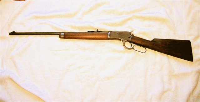 My grandpa's model 53!-rifle.jpeg