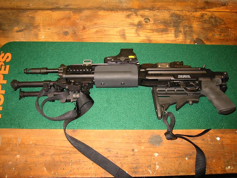 LOOKING FOR PICS OF CLYDE ARMORY SCAR CQB STOCK 4 MINI 14