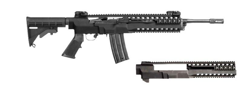 Troy Mini-14 Upgrade Stock Alert!!! - Shooting Sports Forum