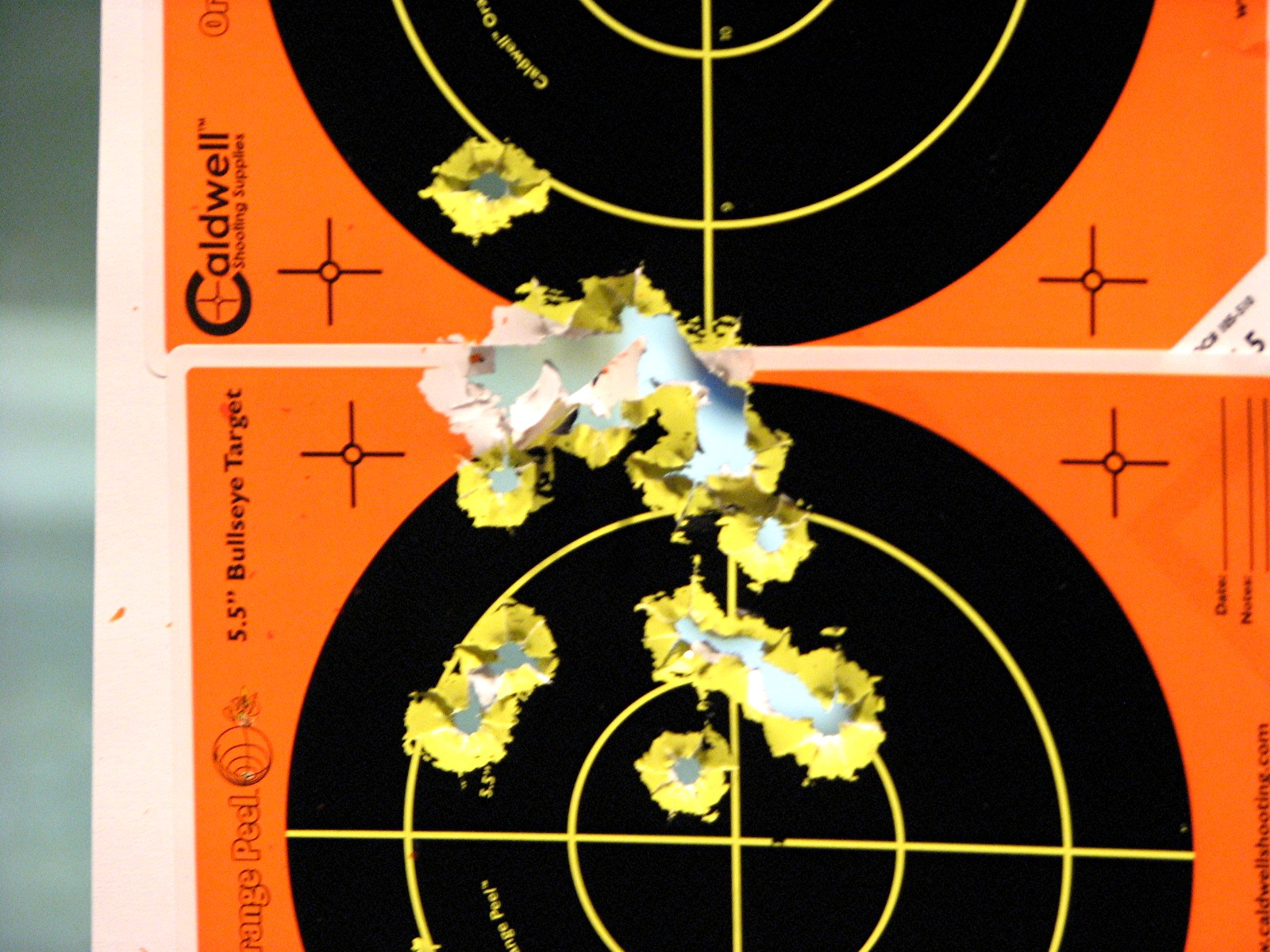 The Springfield Armory 5.25 is highly accurate and makes shooting easier